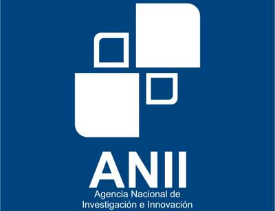 Logo ANII. Foto: ANII