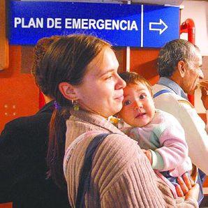 Foto: suplemento Qué Pasa de El País, año 2007