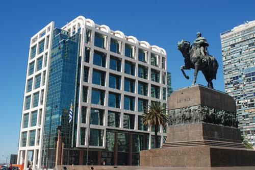 Torre Ejecutiva. Foto: Presidencia Uruguay