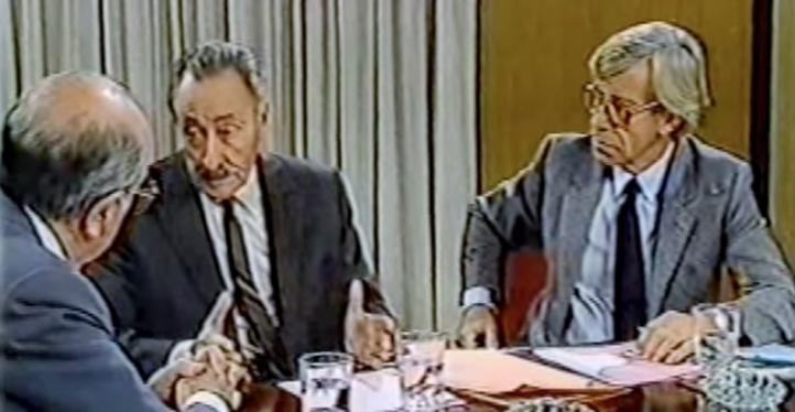 Programa En Prioridad, Canal 10, 1989.