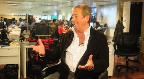 Senador Carlos Moreira en El País TV