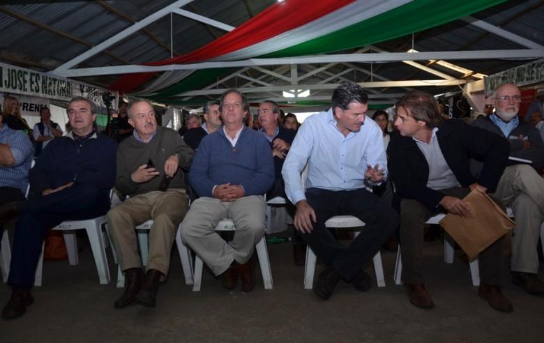 Candidatos de la oposición en el congreso de la Federación Rural 2014. Foto: sitio del Partido de los Trabajadores.