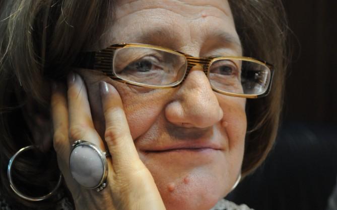 Glenda Rondán. Foto: La República.