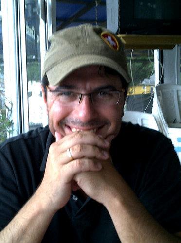 Juan Andrés Roballo. Foto: Twitter.