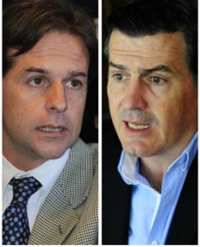 Nivel de confianza de votante de partido tradicional respecto a su candidato respalda a Bordaberry.Foto: La Gaceta Uruguay.