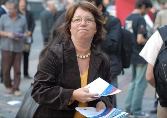 Mónica Xavier. Foto: FA.