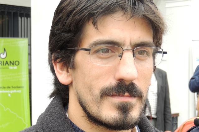 Pablo Álvarez. Foto: MEC.