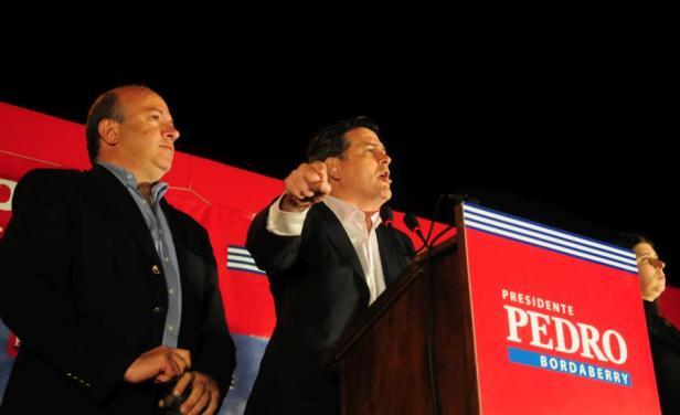 """""""La pasta base es la peor herencia del Frente Amplio"""". Foto: El País."""