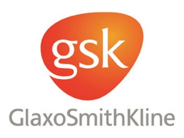 Logo de Glaxo.