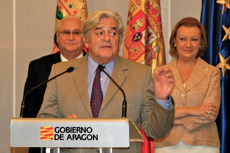 Luis Lacalle Herrera recibe mención en Foro donde habló la guatemalteca Gloria Álvarez