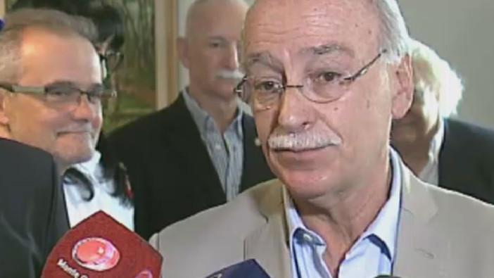 Ney Castillo renunció a la candidatura por la intendencia de Montevideo. Foto: Noticiasuy