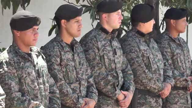Guardia Republicana. Foto: Subrayado.