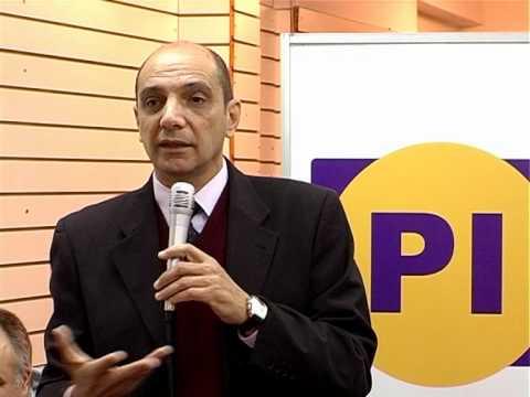 Daniel Radío. Foto: Partido Independiente.