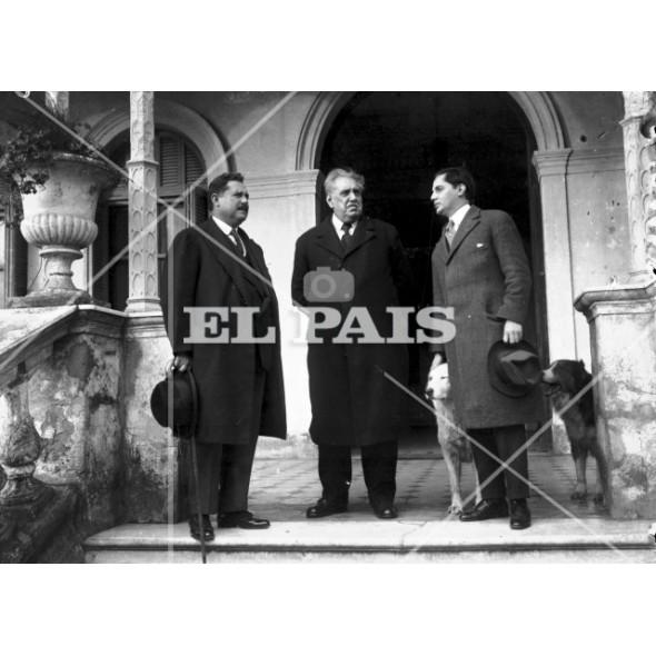 José Batlle y Ordóñez. Foto: archivo gráfico de El País