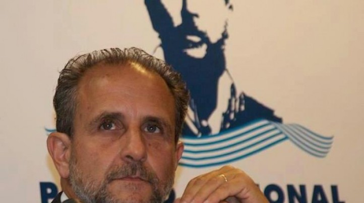 Ex político Jorge Saravia. Foto: Semanario Patria.