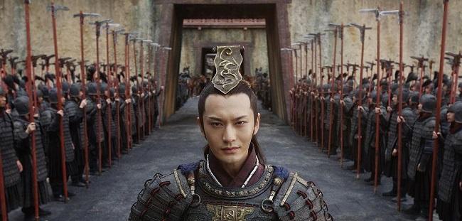 """Imagen de la película """"Las Flores de la Guerra"""". Foto: China-Files.com"""