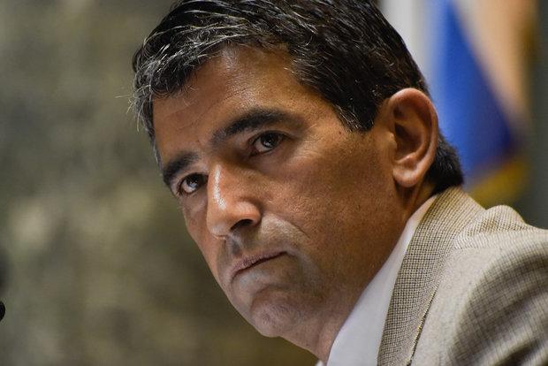 Raúl Sendic. Foto: Prensa Parlamento.