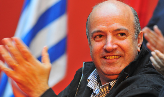 Germán Coutinho. Foto: web del Partido Colorado