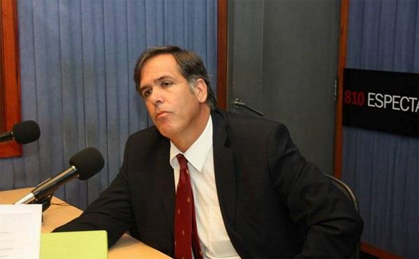 Gerente jurídico y negociador de la Cámara de Comercio y Servicios del Uruguay ante el Consejo Superior de Salarios, Juan Mailhos.