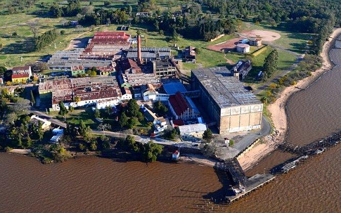 Ex Frigorífico Anglo es la primera sede de un centro regional de UTEC. Foto: La República.