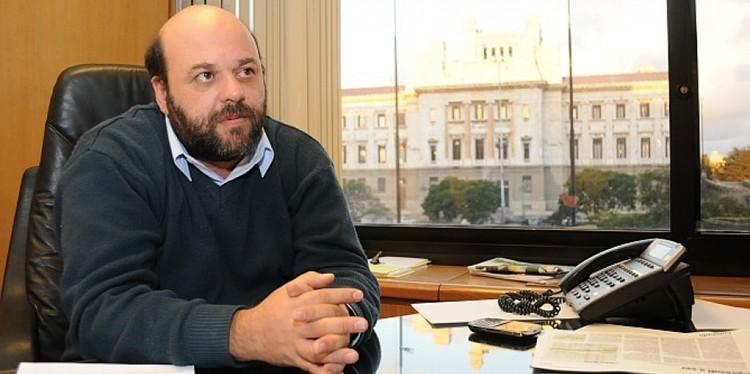 Julio Bango, ex parlamentario que encabeza la Secretaría Nacional de Cuidados, del MIDES.