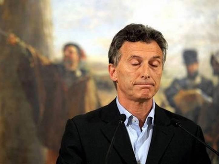 Mauricio Macri. Foto: 365show.com.ar
