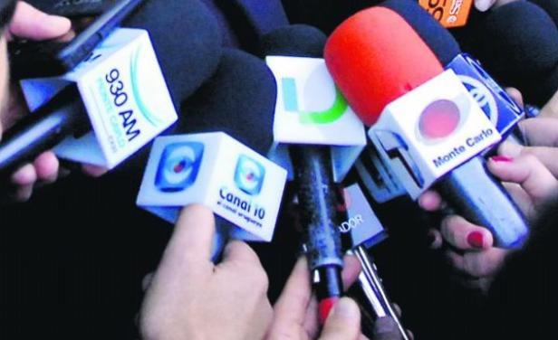 Medios de Comunicación de Montevideo.