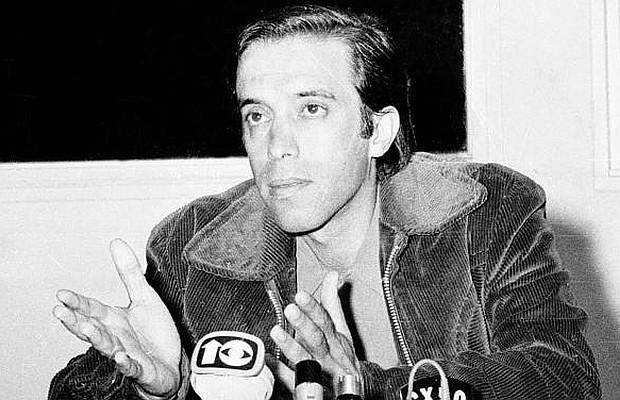 Amodio Pérez hace ya 40 años. Foto: La República.