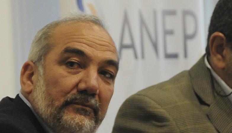 Director nacional de Educación Pública, Wilson Netto. Foto: El Observador.