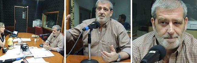 Agustín Canzani. Foto: Radio Babel.