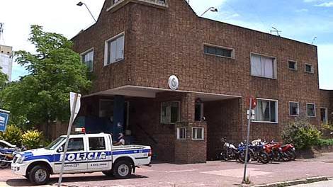 Comisaría 13º. Foto: Subrayado.