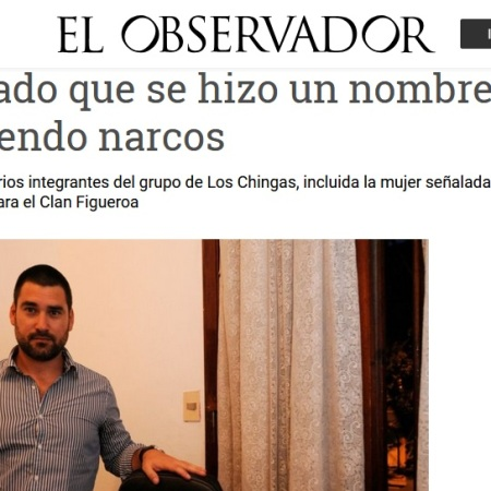 Raúl Estomba, abogado, en entrevista con El Observador.