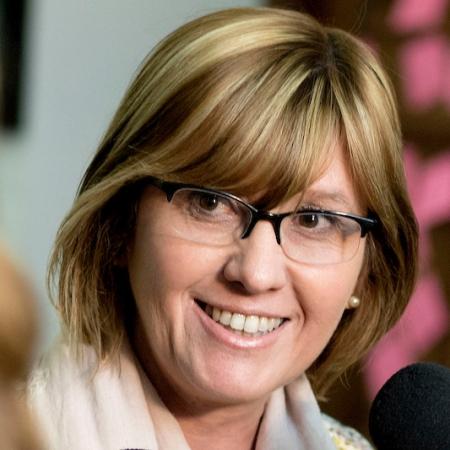 Cristina Lustemberg. Foto: Radio Uruguay.